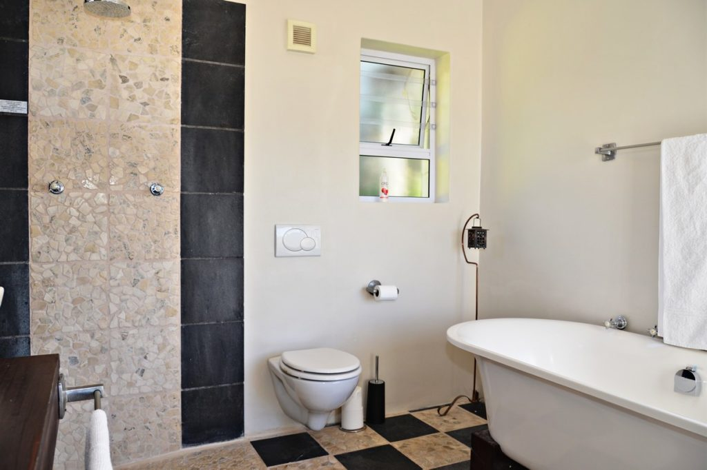 Room 3 @ The Grosvenor Guest House in Simonstown