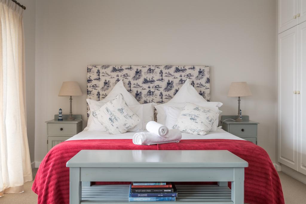 Room 4 @ The Grosvenor Guest House in Simonstown